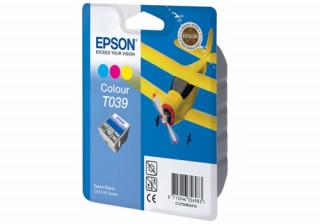 Epson színes tintapatron, 1 darab, T03904A PC