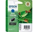 Epson cián tintapatron, 1 darab, T0549, Ultra Chrome, magasfényű PC