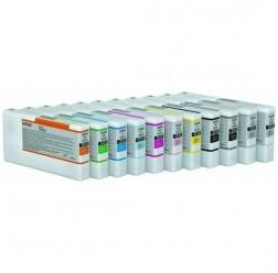 Epson tintatartály, UltraChrome HDR ultra világos fekete, T596900, 350ml PC