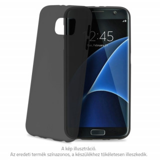 Celly Galaxy S8 ultravékony hátlap, fekete Mobil