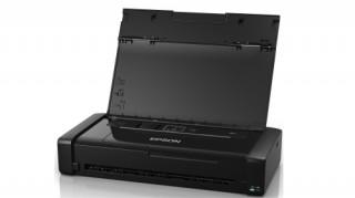Epson WorkForce WF-100W színes A4 tintasugaras hordozható nyomtató, LAN, WIFI PC