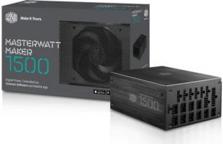 Cooler Master 1500W MasterWatt Maker 1500 (No Bluetooth) 80+ Titanium PC