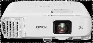 Epson EB-2042 asztali hordozható többcélú projektor, LAN, XGA PC