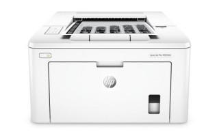 HP LaserJet Pro M203dn mono A4 lézer nyomtató, duplex, LAN PC