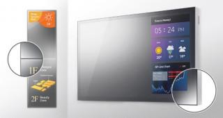 Samsung ML55E LFD kijelző PC