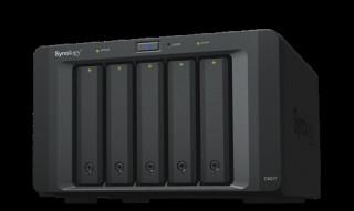 Synology DX517 NAS-bővítés (5HDD) PC