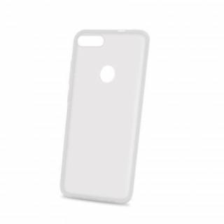 Celly Huawei P-Smart szilikon hátlap, Átlátszó Mobil