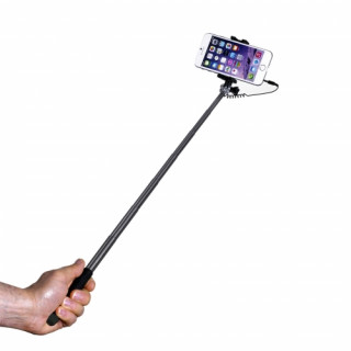 Celly mini selfie bot, jack csatlakozós, fekete Mobil