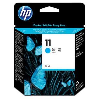 HP 11 ciánkék tintapatron PC