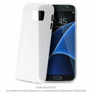 Celly Galaxy S8 ultravékony hátlap, fehér Mobil