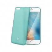 Celly iPhone 7 ultravékony hátlap, Világoskék Mobil