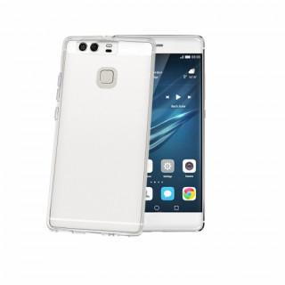 Celly Huawei P9 szilikon hátlap, átlátszó Mobil