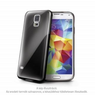 Celly Huawei P10 Lite szilikon hátlap, Fekete Mobil