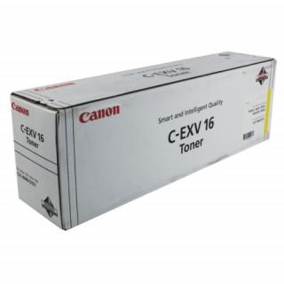 Canon toner C-EXV16 sárga CLC5151/CLC4040-hoz PC