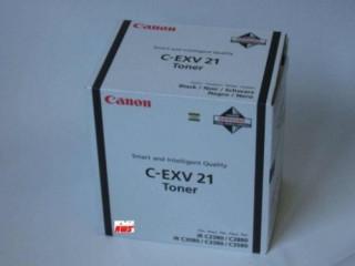 Canon toner C-EXV21B fekete iRC2880/3380 PC