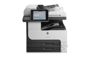 HP LaserJet Enterprise 700 M725dn mono A3 lézer MFP, duplex, LAN PC