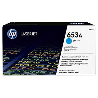 HP LaserJet 653A ciánkék tonerkazetta PC