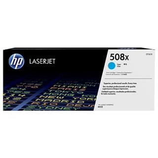HP LaserJet 508X nagy kapacitású ciánkék tonerkazetta PC