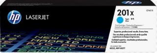 HP LaserJet 201X nagy kapacitású ciánkék tonerkazetta PC