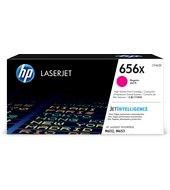 HP 656X nagy kapacitású bíbor LaserJet tonerkazetta PC