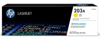 HP LaserJet 203A sárga tonerkazetta PC