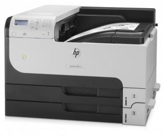 HP LaserJet Enterprise 700 M712dn mono A3 lézer nyomtató, duplex, LAN PC
