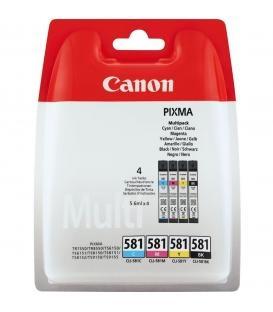 Canon CLI-581 BK/C/M/Y MULTI PACK PC
