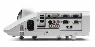 Hitachi CP-CW251WN közeli 3LCD WXGA projektor LAN-nal PC