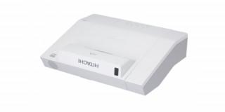 Hitachi CP-TW3005 interaktív ultraközeli 3LCD WXGA projektor LAN-nal PC