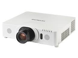 Hitachi CP-WX8265 cser. obj. install. projektor, WXGA, LAN, 3LCD PC