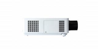 Hitachi CP-WX8750 cser. obj. 3LCD WXGA install. projektor LAN-nal optika nélkül PC