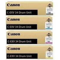 Canon C-EXV34 sárga Dob egység PC