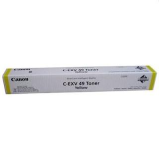Canon sárga toner C-EXV49 ir-C250i/ir-C350i/ir-C350P/ir-C351iF PC
