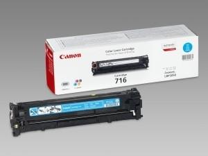 Canon kék tonerkazetta LBP5050, 1.500 oldal PC