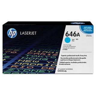 HP LaserJet 646A ciánkék tonerkazetta PC