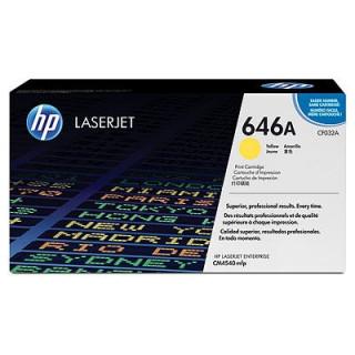 HP LaserJet 646A sárga tonerkazetta PC