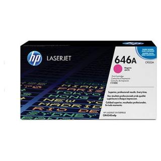 HP LaserJet 646A bíbor tonerkazetta PC