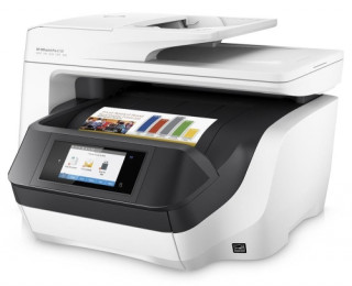 HP OfficeJet Pro 8720 színes A4 tintasugaras MFP, duplex, LAN, WIFI, FAX, 3 év p PC