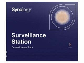 Synology Device license pack - 8 PC