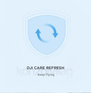 DJI Care Refresh (Inspire 2 Aircraft) kiterjesztett garancia Több platform