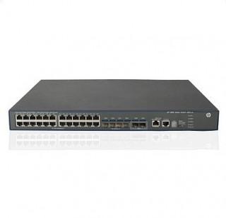 HP HI 5500-24G-4SFP w/2 Intf Slts Switch PC