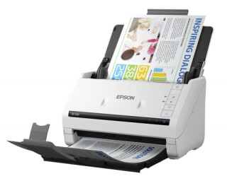 Epson WorkForce DS-530N dokumentum szkenner, A4, duplex ADF, Ethernet, 5 év gara PC