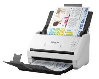 Epson WorkForce DS-530N dokumentum szkenner, A4, duplex ADF, Ethernet, 5 év gara PC