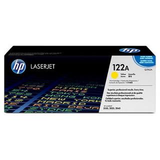 HP LaserJet 122A sárga tonerkazetta PC