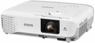 Epson EB-W39 asztali hordozható többcélú projektor, WXGA, LAN PC