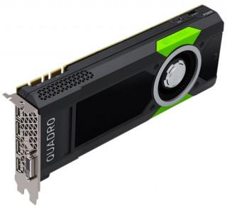 Fujitsu NVIDIA Quadro P5000 16GB videokártya PC
