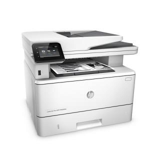 HP LaserJet Pro M426fdn mono A4 lézer MFP, duplex, ADF, LAN, FAX, 3 év promó PC