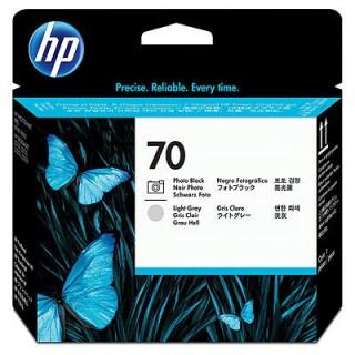 HP 70 fotófekete és világosszürke nyomtatófej PC