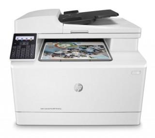 HP Color LaserJet Pro M181fw színes A4 lézer MFP, ADF, LAN, FAX, WIFI, 3 év prom PC