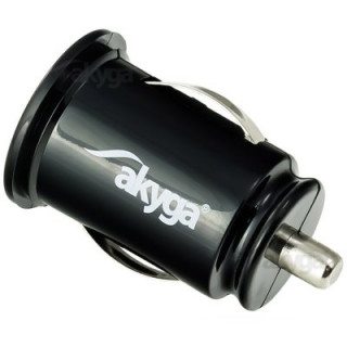Akyga USB Adapter AK-CH-02 12-24V/5V/2,1A 2USB PC